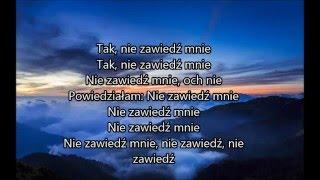 The Chainsmokers ft.Daya - Don't Let Me Down (tłumaczenie pl)