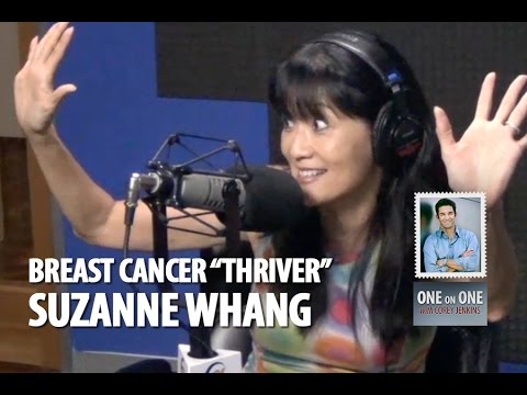 Breast Cancer Thriver Suzanne Whang — Life with Awareness