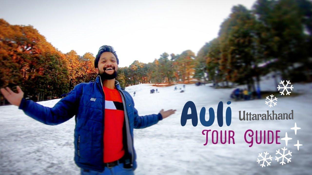 Download Auli Tourist Places   Auli Tour Budget   Auli Uttarakhand   औली कैसे घूमे   Auli Tour Guide   Auli