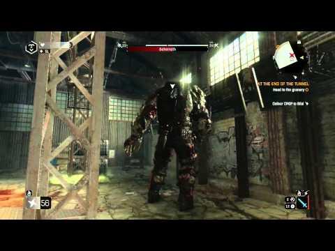 Dying Light The Following - Defeat Behemoth - Easy Way to Kill the Behemoth