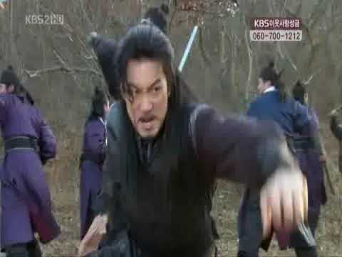 Muhyul VS Do Jin / The Kingdom Of The Winds
