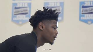 cam reddish committment