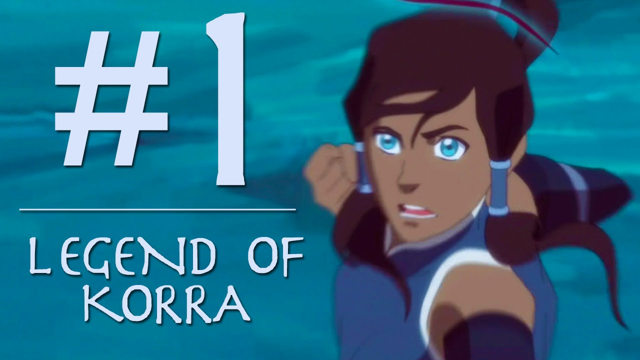 Legend of korra chapter 1 episode 1 power of the avatar youtube voltagebd Image collections
