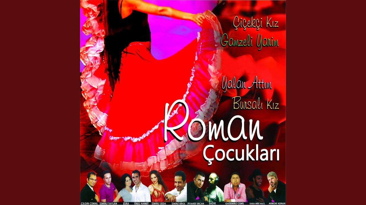 Gamzeli Yarim (feat. Ahmet)
