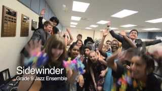 [OFFICIAL] 2013-2014 E.C.S.S. Emily Carr Secondary School Music Department LipDub - Home