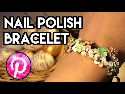 NAIL POLISH BRACELET (Pin #1)