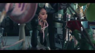 高橋愛為Right-on自有品牌BACK NUMBER DENIM系列拍攝網路影片。一人分飾...