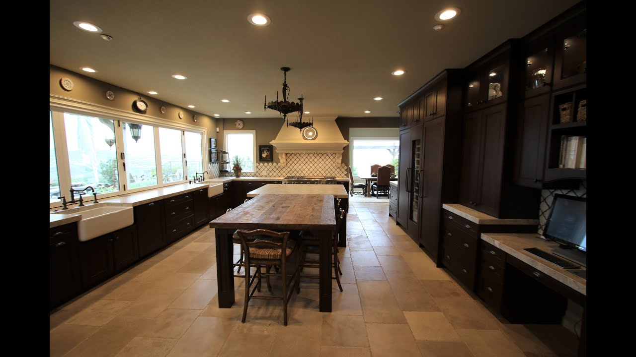 Traditional Design Build Kitchen Master Bathroom Remodel In Yorba Linda By Aplus Interior Design Youtube