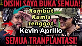 SAKSIKAN‼️ HASIL AKHIR TRANPLANTASI JENGGOT DI TURKI‼️ EXCLUSIVE - KEVIN APRILIO - DC Podcast