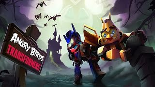 Angry Birds Transformers - NEMESIS PRIME Unlocked Halloween Update