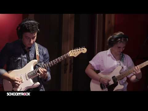 Kids Cover Three of a Perfect Pair by King Crimson | School of Rock