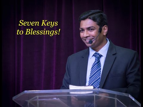 Seven Keys to Growth and Prosperity. Genesis 30-31