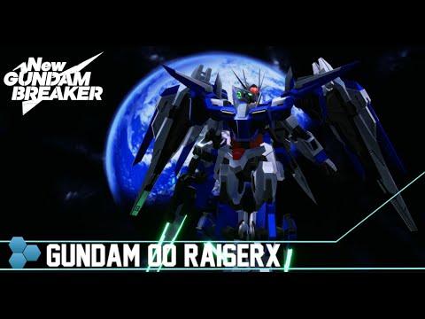New Gundam Breaker [Gundam 00-Raiser X]  