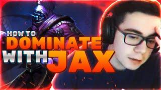 TF Blade | H๐w to DOMINATE LANE with JAX!!! - Lvl 1 to Rank 1