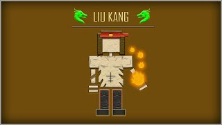 Mortal Kombat X : Liu Kang DUALIST Analysis and Tutorial 1080 HD