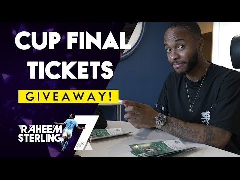 CUP FINAL TICKET GIVEAWAY | Hidden Camera Prank 😂