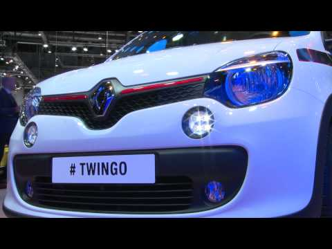 Nuevo Renault Twingo - Salón de Ginebra 2014