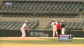 USSSA Hall of Fame Classic - Laservision vs Resmondo - Championship