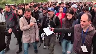 Ապրիլի 24-ին մարդիկ ուզում են առերես հանդիպել Սերժ Սարգսյանի հետ