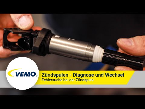 Troubleshooting the spark plug - Replacing the ignition coil [V20-70-0022]