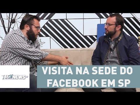 Visita na sede do Facebook em São Paulo | Tech News