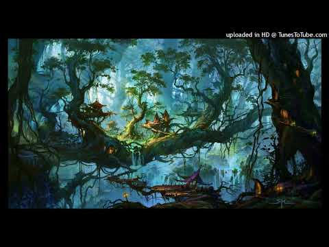 Forest Elf Mystical Music - Dance of fairies