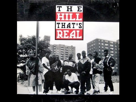 Various_The Hill That's Real (Album) 1992