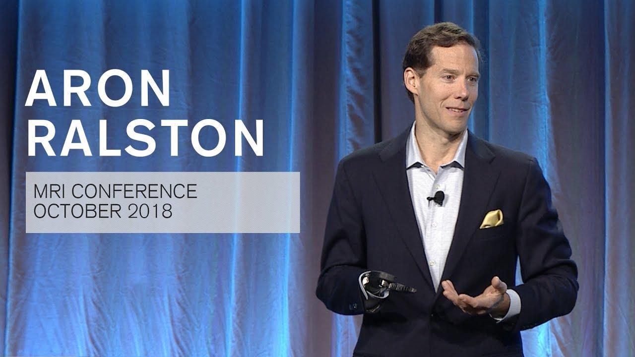 Aron Ralston Speaker Adventurer Environmental Advocate