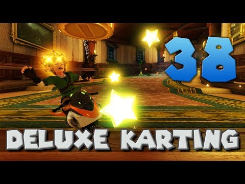 [38] Deluxe Karting (Mario Kart 8 Deluxe w/ GaLm and friends)