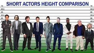 Male Celebs Who Are 5 Ft 11 In