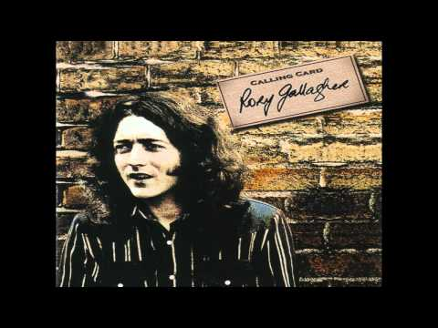Rory Gallagher - Moonchild (with lyrics)