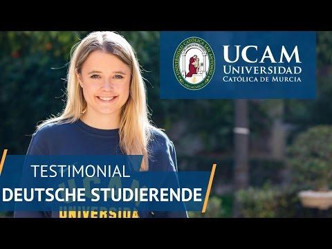Deutsche Studierende in Spanien | Katholische Universität in Murcia