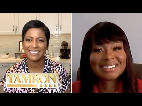 Tamron Hall meets The Geriatric Toothfairy