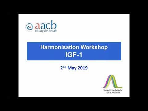 2019 Harmonisation Workshop - Australasian Association of