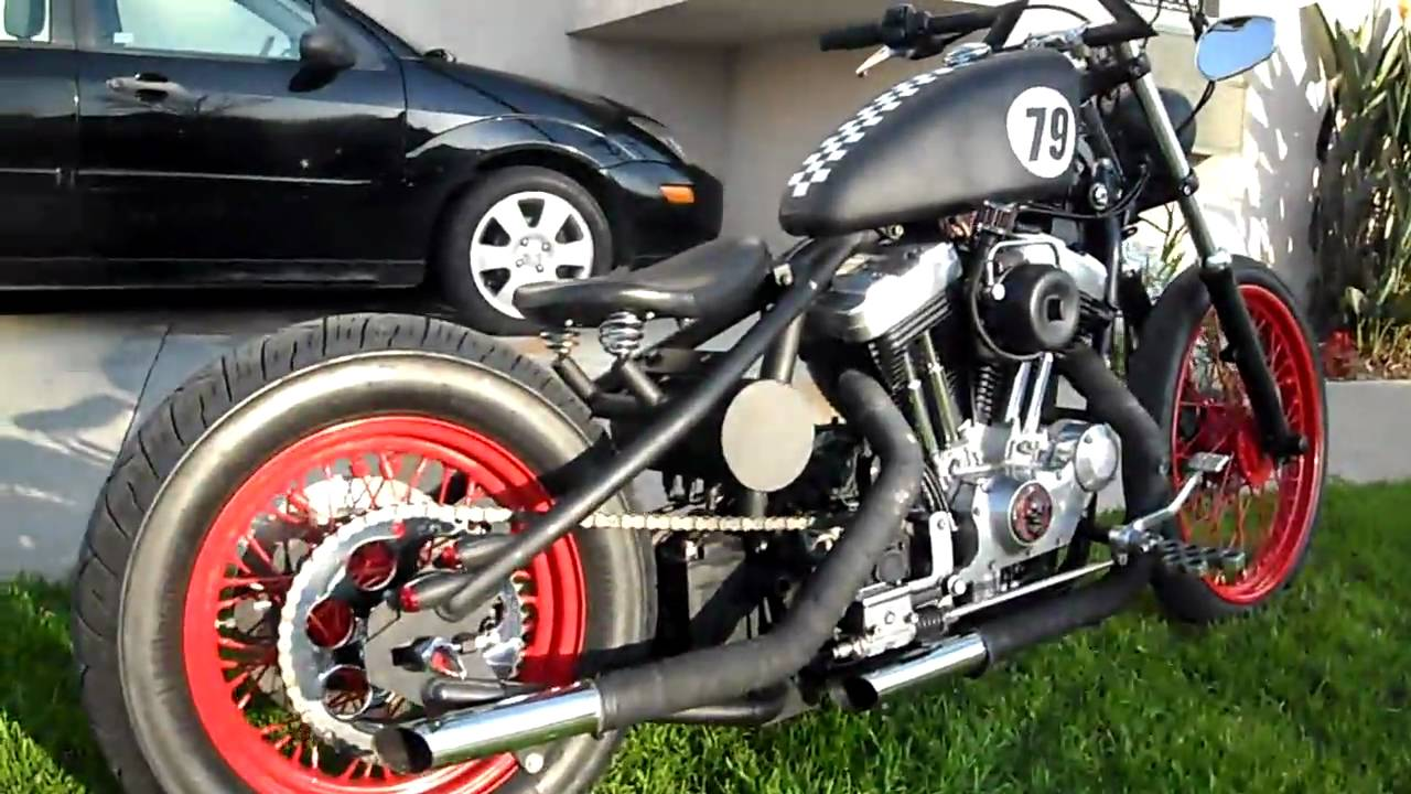 Pics Of Harley Davidson Rat Bikes