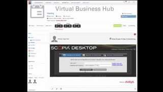 VBHUB Meeting Event With Avaya Scopia Video Conferencing