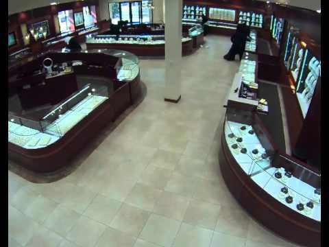 Jewelry store robbery