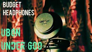 UBON budget headphones HP 1506 ,under 600