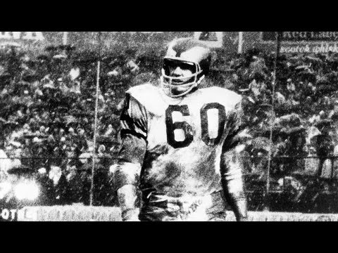 #35: Chuck Bednarik | The Top 100: NFL's Greatest Players (2010) | NFL Films
