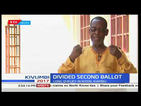 Kenyans living in the diaspora comment on the current electoral process