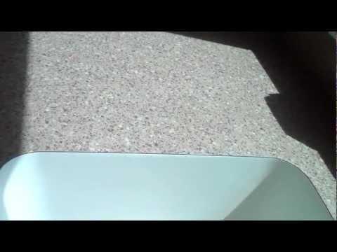 Pionite Laminate Countertop With Undermount Karran Sink