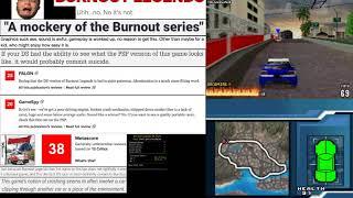 [BLIND] Burnout Legends DS - 3:23:59 Any% Speedrun
