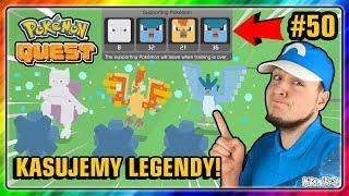 TRANSFER LEGEND! ODCINEK SPECJALNY - Pokemon QUEST PL #50
