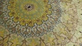 видео персидские ковры