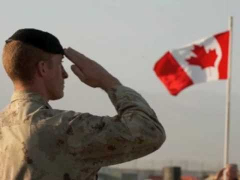 I Love You From Here - A Christmas Song - Canadian Forces - YouTube