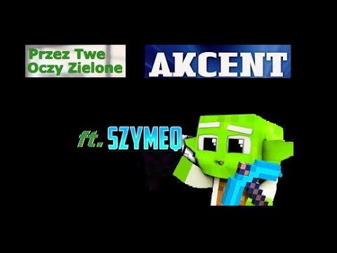 akcent zielone