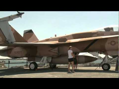 A Look Inside the USS Midway | USS Midway Museum