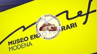 MEF Museo Enzo Ferrari: la perla di Modena | Recount Channel