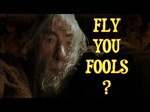 Gandalf Planned to use the Eagles - Theory