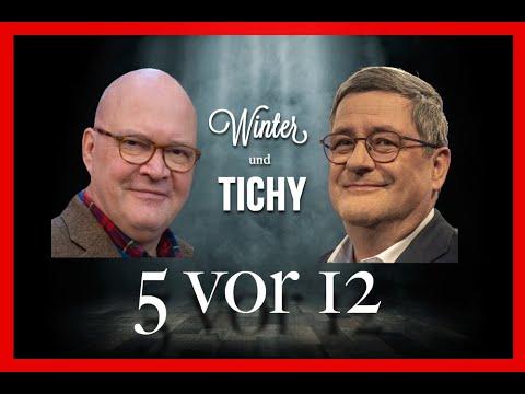 """Winter und Tichy """"5 vor 12"""": Was kostet uns Merkels """"Große Transformation""""?"""